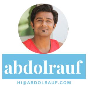 AbdolRauf Logo