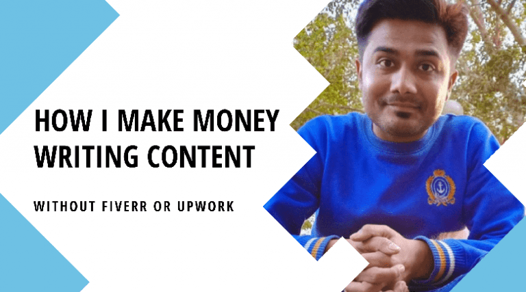 How I Make Money Writing Content Without Fiverr or Upwork