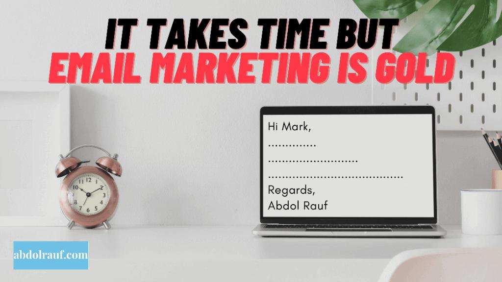 Make Money Writing with Email Marketing